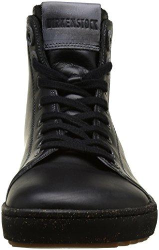 Birkenstock Bartlett, Baskets Hautes Homme Noir (Black)
