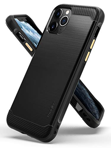 Ringke Onyx Progettato per Cover iPhone 11 PRO, Custodia iPhone XI PRO Case (2019) - Black