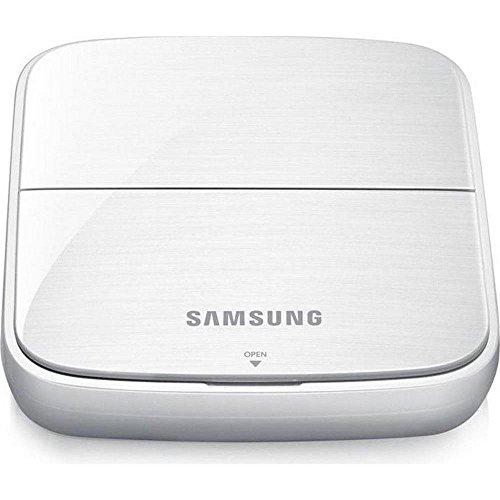 Samsung EDD-D200WEGSTD EDD-D200 universell Docking Station mit Ladefunktion für Samsung Smartphone I9300 weiß Cellular Phone Docking-station