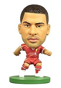 Soccerstarz - Figura con Cabeza móvil (Liverpool F.C. 73253)