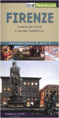 Firenze 1:10.000 (Geotraveller) por aa.vv.