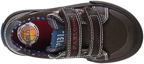Pablosky - 937090, Scarpe sportive Bambino Marrone