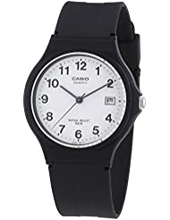 Casio - MW-59-7BVEF - Herrenarmbanduhr - Quarzuhrwerk - Analogue - Bracelet Resin schwarz
