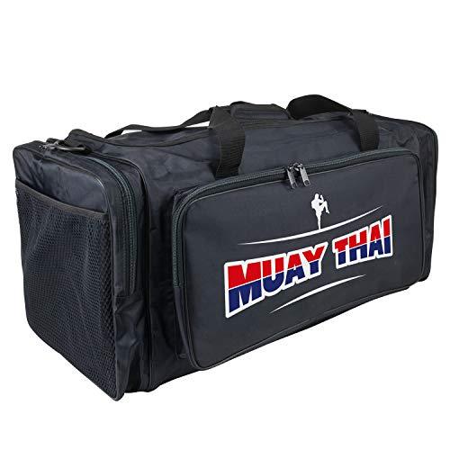 LNX Sport Tasche Muay Thai - Gym Bag Kampfsport Tasche Sporttasche Thaiboxen XL