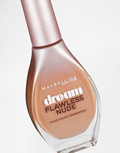 Maybelline New York Dream Wonder Fluid-Touch Foundation 20ml - 40 Fawn Beige by Maybelline