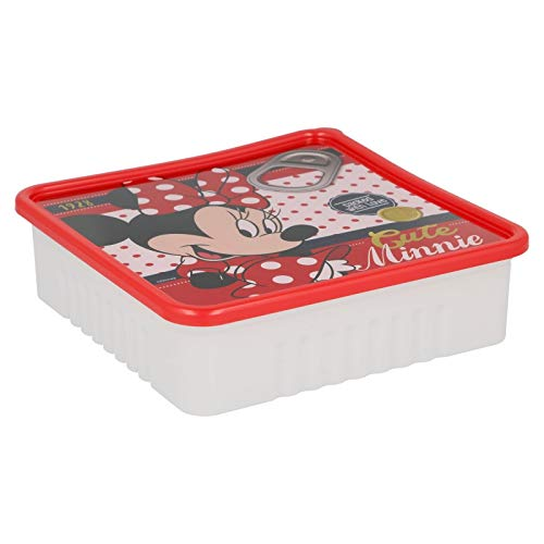 Stor Daily Use Boîte carrée Minnie Mouse - Disney