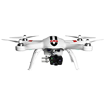 AEE TORUK AP11 Drone Quadcopter Aircraft System with Integrated 3-Axis Gimbal Camera Mount for GoPro/GPS/Return Home Function from AEE