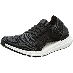 save off b8165 1c975 adidas Ultraboost X, Zapatos para Correr para Mujer, Negro (Nero  Negbas Grpudg