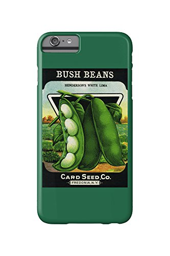 bush-beans-seed-packet-iphone-6-plus-cell-phone-case-slim-barely-there
