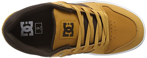 DC Shoes Course 2 M Shoe Wd4, Baskets Basses Homme Marron (Wheat/Dk Chocolate)