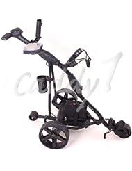 CADDYONE 450–Carrito de golf eléctrico con mando a distancia y batería de litio