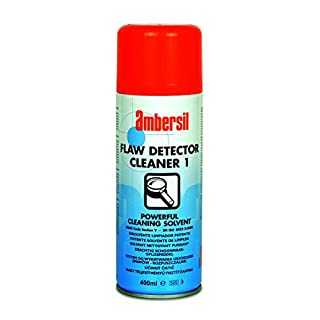 30288-AA AMBERSIL FLAW DETECTOR CLEANER 1 POWERFUL CLEANING SOLVENT 400ML AEROSOL