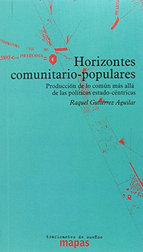HORIZONTES COMUNITARIO-POPULARES: PRODUCCIÓN DE COMÚN MÁS ALLÁ DE POLÍTICAS ESTADO-CÉNTRICAS (MAPAS)