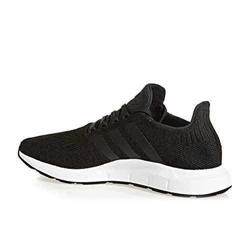 adidas Swift Run, Scarpe da Ginnastica Uomo Grigio (Carbon S18/Core Black/Medium Grey Heather)