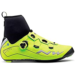 Northwave Flash Arctic GTX - Zapatillas - Performance Line amarillo/negro Talla del calzado 45 2017