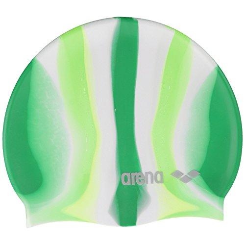 Arena cuffia da nuoto per adulti pop art, donna, vert - pop lime-green, taglia unica