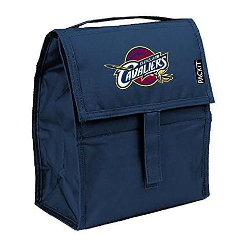 NBA Utah Jazz PACKit Freezable Lunch Bag, Blue