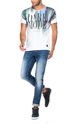 Salsa - 1st Level T-shirt mit Rundhalsausschnitt - Herren Weiß