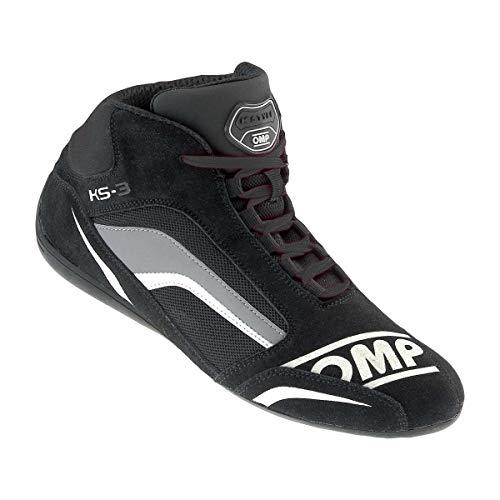 OMP ompic e 81307743KS-3Scarpe, colore: nero/antracite, taglia 43