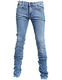 Teddy Smith - Jeans garçon Reaner Jr 60105638d 341 Fripp / Indigo