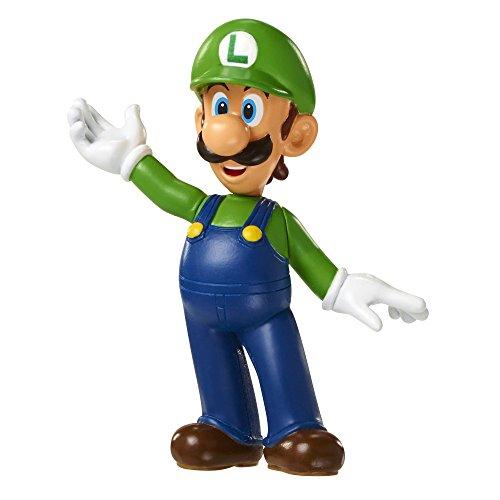 Nintendo - Figura Luigi, 6 cm