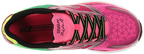 Ride Femme Running Run Skechers Hplm Rose Go de 4 Chaussures WwnRS0ESq