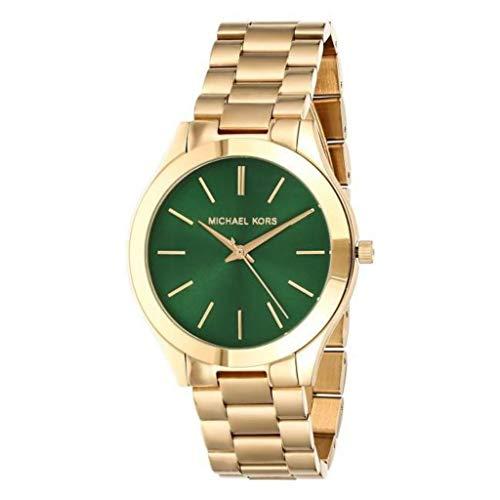 47139aab9470 Michael Kors Reloj Analógico para Mujer de Cuarzo con Correa en Acero  Inoxidable MK3435 de Michael Kors