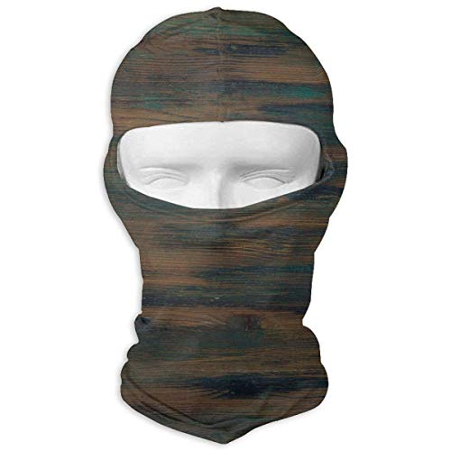 Price comparison product image Wood Texture Paint Winter Tactical Full Face Mask Sun Protection Balaclava Hood Men Women