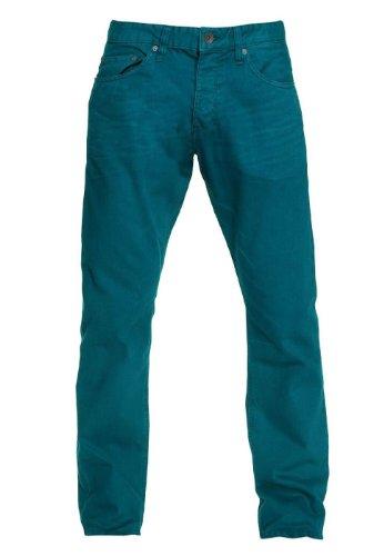 QS by s.Oliver Herren Jeans Normaler Bund 48.309.71.2284 Green