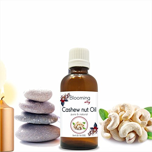 Cashewnut Oil (Anacardium Occibentale) Carrier oil By Blooming Alley