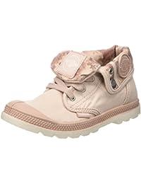 Palladium Baggy Low Zip Lp, Sneakers Basses Mixte Enfant