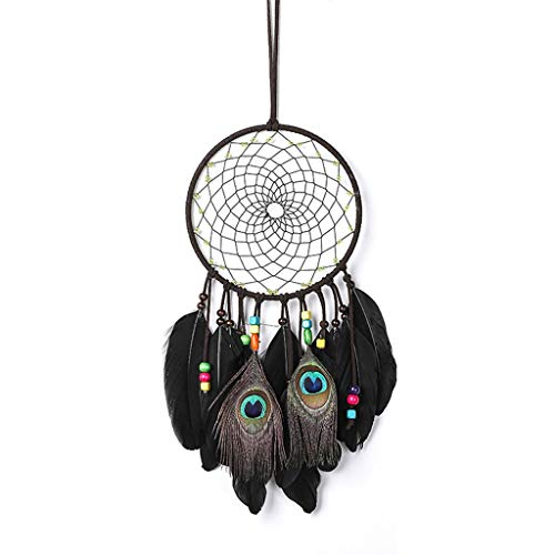 Guog Dreamcatcher Home Decoration Hängende Ornamente Windspiele Dekorative Dream Catcher DIY Materialien Handmade Kreative