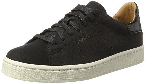Esprit Gwen Lu, Sneakers Basses Femme Noir (Black)