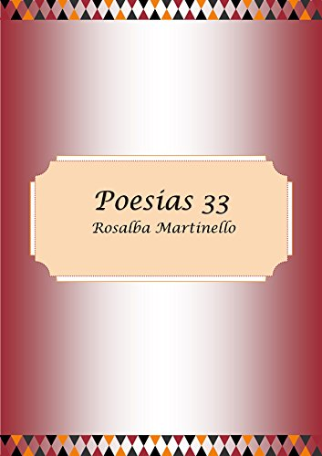 Poesías 33 por Rosalba Martinello
