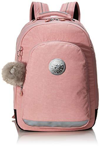 Kipling CLASS ROOM - Mochila escolar, 28 liters, Rosa BRIDAL ROSE