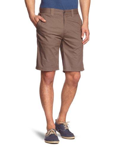 Columbia - Pantaloni corti classici EU Cooper da uomo, 100% cotone, verde (Major), 28/10 Inch