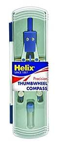 Helix Compas à molette (Import Royaume Uni)