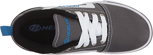 Heelys Unisex-Erwachsene GR8 Pro Sneaker Grey (Grey/White/Royal)