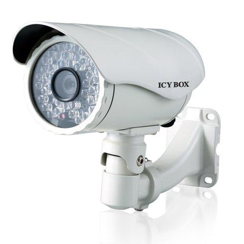 RaidSonic ICY BOX IB-CAM G2213E IP Bullet Kamera Outdoor Box Ip Cam