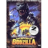 The return of Godzilla / Godzilla vs. Spacegodzilla