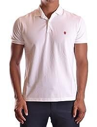 Ballantyne Hombre MCBI032033O Blanco Algodon Polo