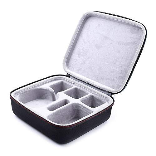 Juman Aufbewahrungsbox - ausgewählte Stoffe, Antifouling, schmutzabweisend, pflegeleicht, Reißverschluss, glatt, verschleißfest, Schwarze Farbe - für Roboterlagerung