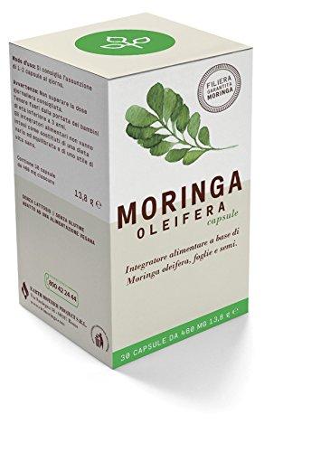 Moringa oleifera in capsule 100%