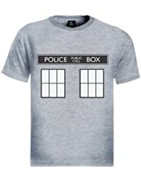 POLICE BOX dr doctor show series T-Shirt