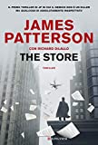 41topaBnGSL._SL160_ The Store di James Patterson Anteprime