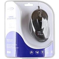 Primux Tech M202B - Ratón óptico USB, negro