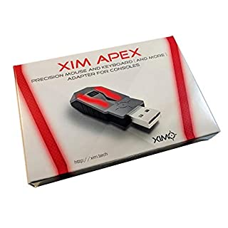 Xim Apex Precision Mouse and Keyboard Adaptor for Consoles