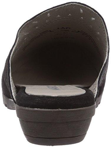 Marc Shoes - 1.624.26-20/100-zarah, Sabot Donna Nero (Schwarz (black 100))