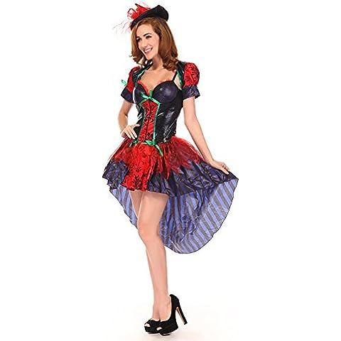 Costumi di Halloween costume da pirata di