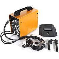 Yiiiby MIG soldaduras MIG130 electrodo electrodo profesional máquina de soldadura 120 A 220 V/230